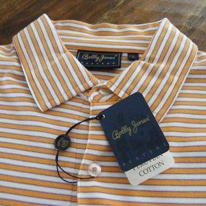 Bobby Jones Button Down Polo Shirt